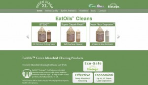 Green Clean XL,  Ecommerce
